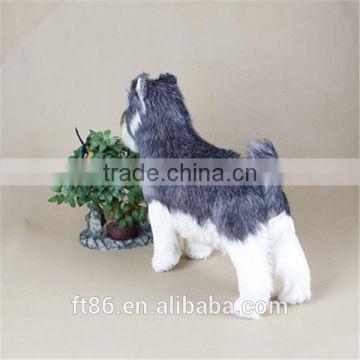 wholesale crafts animal furry lifelike realistic animal