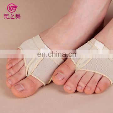 Best selling hot drill decoration ballet neoprence foot thongs with size S M L XL