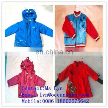 Fashionable winter used clothes from China
