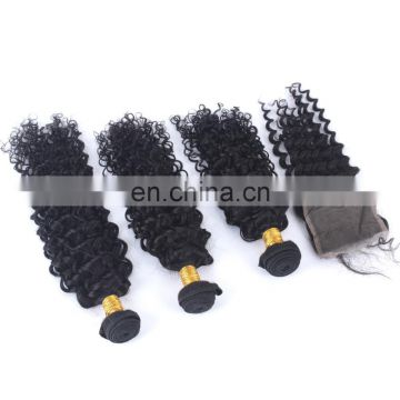Human hair weave vendors jerry curl virgin peruvian hair