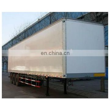2016 GUCHEN Refrigerated Semi-trailer Body