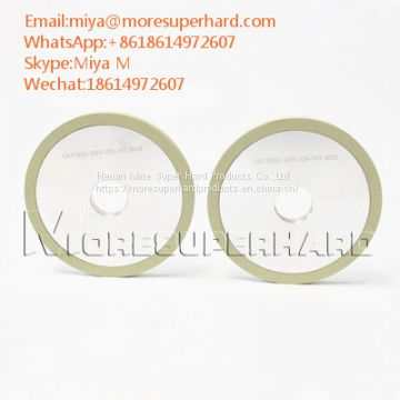 Diamond Bruting Wheel for polishing and bruting miya@moresuperhard.com