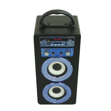 3Wat Good Voice Wireless Portable 2.1 Channels and Home Theatre Use Sound System Speaker with Karaoke function for Party