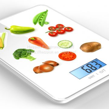 food scale 11lb/5kg digital kitchen food scale GKS1561 0.01oz resolution with CE&RoHS