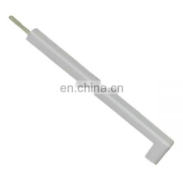 RDE L-shape gold electrode rod