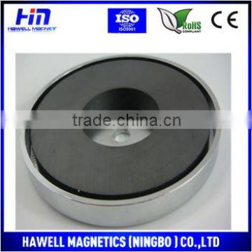 8'' Inch Channel Magnet Assembly Cup Shape magnet