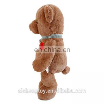 high quality super soft plush stuffed teddy bear toys for girlfriend