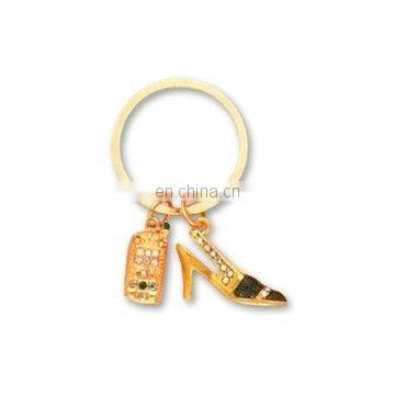 Ladies Who Lunch Keychain