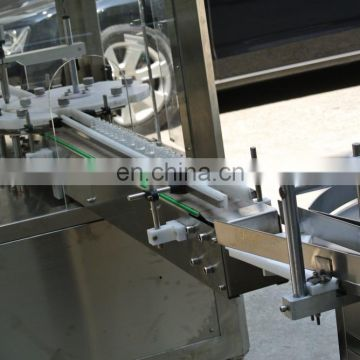 FLK CE Filling Plugging Capping Automatic E Liquid Filling Machine,E-Liquid Filling Line