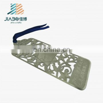 Wholesale Customized brass etching bookmark metal