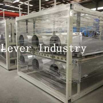 Double direction Flat & Bend Glass Tempering Furnace