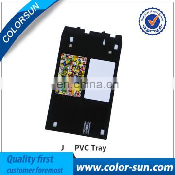 cheap pvc id card trays for canon printer