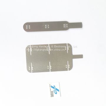 Hot Sale Li-ion Battery Solder Tab Power Packs Connector Nickel Plated Tab for 18650