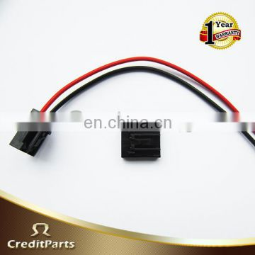 Universal Electric Fuel Pump Connector Plug with Wire Harness 15cm