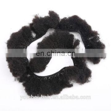 Top Fashion stock 100% unprocessed virgin mongolian hair 4c afro kinky curly