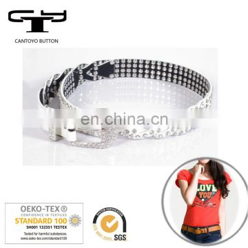 2018 Hot Women Crystal Belts In Garment Accessories
