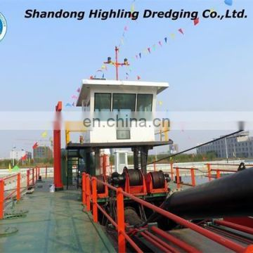3500m3/h 18 inch cutter suction dredger in stock for sale