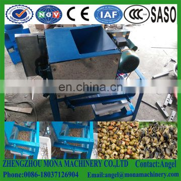 China Supply Automatic Snail Tail Removing Machine/Winkles Tail Cutter/Vivipara Tail Cutting Machine