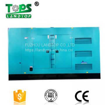 Good quality three phase silent 100kva Diesel generator