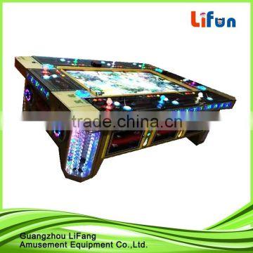 Golden Treasure) fishing video table game gambling fish game
