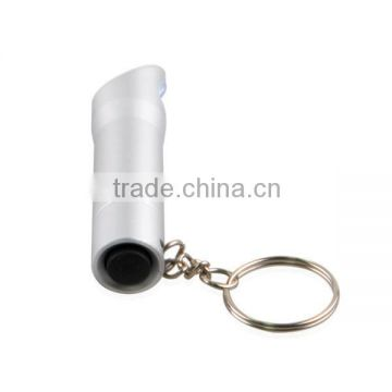 Free printing own logo 3 LEDs bottle opener keychain light promotional keyring gift                                                                         Quality Choice