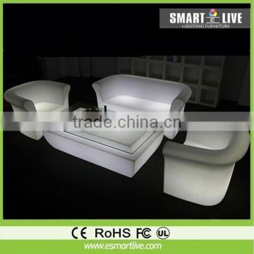 temperature controlled chair color change for outdoor furniture table