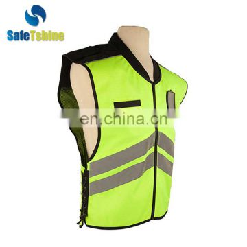 Newest design top quality motorcycle reflective vest