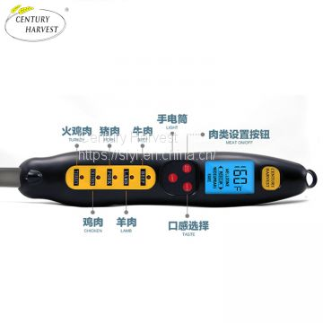 New products grill thermometer digital food thermometer hygrometer