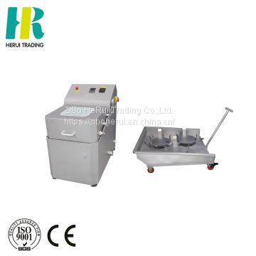 Fruit and vegetable washing and drying machine dry vegetable machine