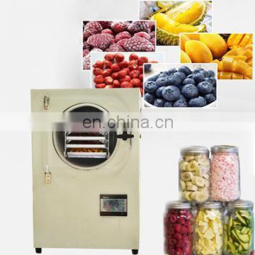 Vertical type vacuum Fruit mini food freeze dryers sale