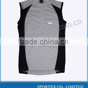 Sleeveless Shirts Cycling Tops for men