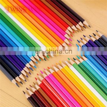 Malaysia Promotional office supplies and stationery ,Alibaba popular sale high quality 12pcs color pencils set wholesale