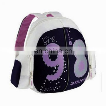 cheap and nice cartoon school backpack for children