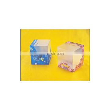 Factory price high quality 3D packing boxes for make up wholesale