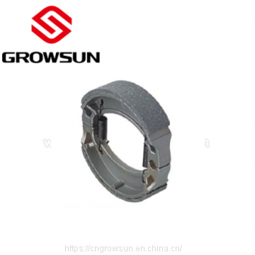 gy6 125cc 150cc 157QMJ 152QMI High Performance scooter parts of Brake Shoe