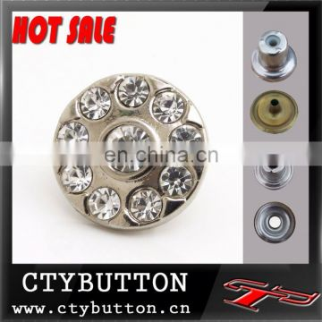 CTY-DP(113) hot sale metal button shanks
