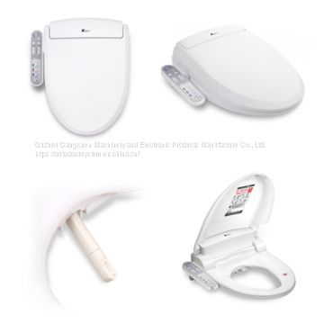 Kb1500 Smart Toilet Flusher Guard Potty Cover The Body with a Dry-Cleaning Wash / Sanitary Prodcuts