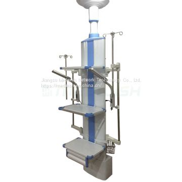 AG-20V-2 Floor Stand Gas Theatre Surgical Medical Column Hospital Surgical Pendant