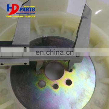 Diesel Engine Fan Blade S3L2 Machinery Rebuild Parts