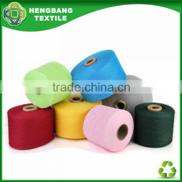 HB716 Recycled open end blend compact cotton fabric yarn coning machine thread for weaving buying agent