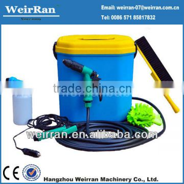 (71654) electric powered automatic plastic multipupose car wash machine tunnel