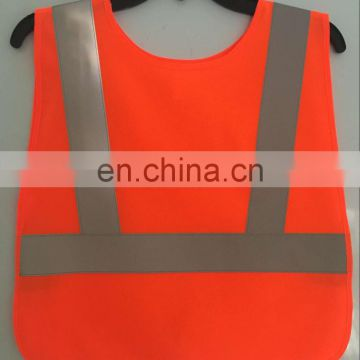 Reflective safety Kid vest with elastic band