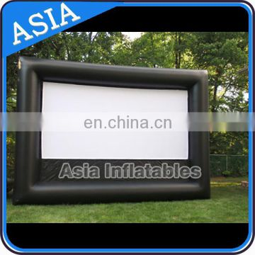 Inflatable grassland screen for event / sports live broadcast