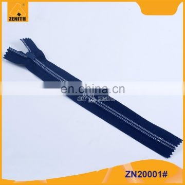 5# Nylonl Zipper with Reflective Tape ZN20001