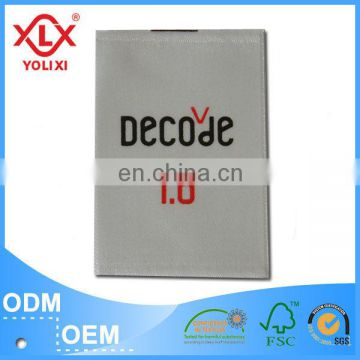 Offset printing printed clothing label manufacturer