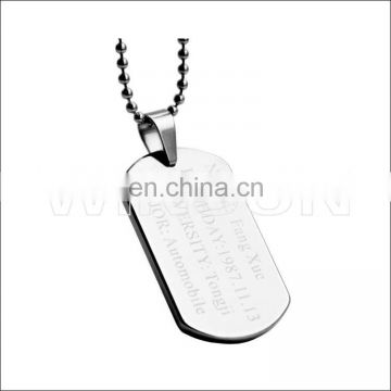 identification card watermark dog tag
