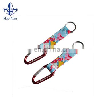 Novelty products carabiner keychains strap key carabiner with strap