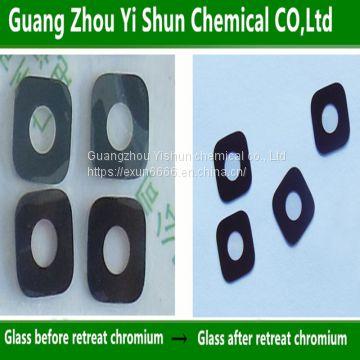 metal stripping agents retreat chromium liquid chromium removal agents