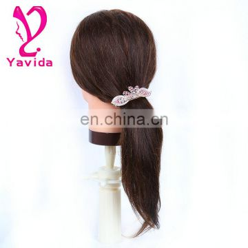 wholesale cheap hair trainning head for beauty school,long hair training head