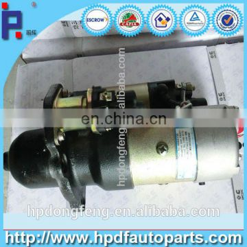Dongfeng truck spare parts ISDe Starter 4992135 for ISDe diesel engine